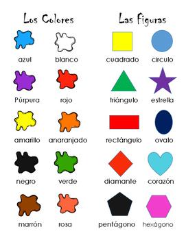 Spanish Homework Folder Review