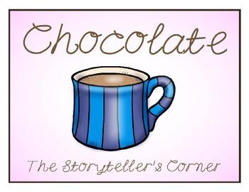 Spanish Hot Chocolate Story - Chocolate