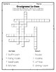 Spanish House: Crossword & Word Search