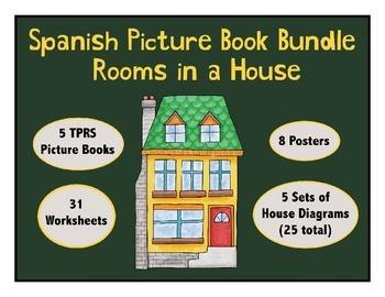 Spanish House Bundle