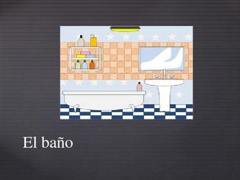 Spanish House PowerPoint