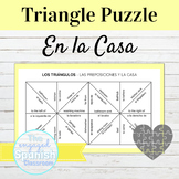 Spanish House and Preposition Puzzle