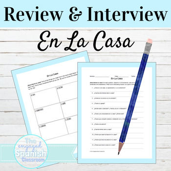 Spanish House Vocabulary Review And Interview By The Engaged Spanish