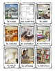 Spanish House Vocabulary Posters & Flashcards in Spanish