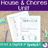 Spanish House and Chores Bundle
