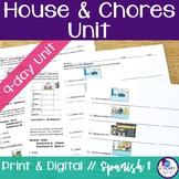 Spanish House and Chores Bundle