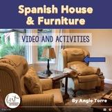 Spanish House and Furniture La casa y los muebles Interactive Video