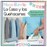 Spanish House and Chores MEGA Bundle