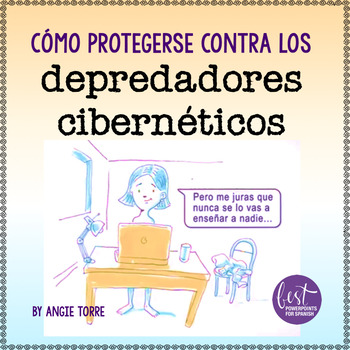 Spanish How to Protect Yourself Against Internet Predators