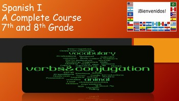 Spanish I- Complete Course