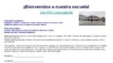 Spanish I CI ¡Bienvenidos a la escuela! (PBS based video a