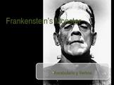 Spanish I Final Exam Review Frankenstein's Monster Game