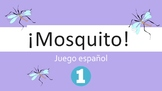 Spanish I Game:  Mosquito (Part I:  Family, Numbers, Foods