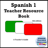 Spanish I Resource Book
