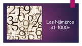 Spanish I Unit- Numbers 31-1000+
