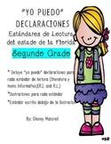 """Spanish  """"I can"""" statements- """"Yo puedo"""" declaraciones (Flo"""