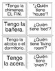 Spanish I have/who has: house vocabulary
