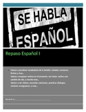 Spanish Review (49-pages)