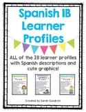 Spanish IB Learner Profile Posters