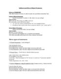 Spanish II Explanation of IO Pronouns and DO Pronouns