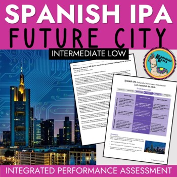 Spanish IPA Future City Technology Novice High