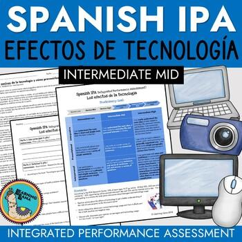 Spanish IPA Technology and Health Intermediate Mid and High