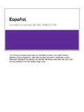 Spanish IR SER TENER ESTAR Present Tense Practice / Lesson Plan