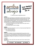 Spanish IR Verb Partner Activities (Speak, Read, Listen, Write)