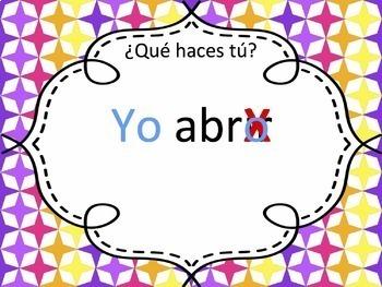 Spanish -IR Verbs Powerpoint