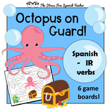 Spanish -IR verbs Review 6 games, present preterit imperfect conditional future