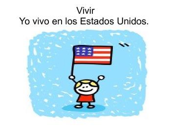 Spanish IR verbs for elementary school