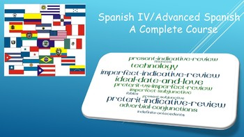 Spanish IV (UHS/Post Checkpoint B) Full Course