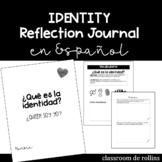 Spanish Identity Reflection Journal
