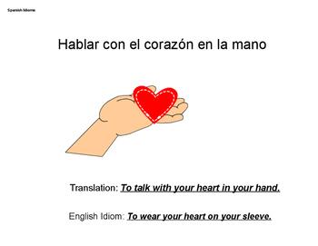 Spanish Idioms!
