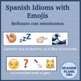 Spanish Idioms with Emojis