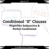 Spanish If Clauses with Pluperfect Subjunctive Video Bundl