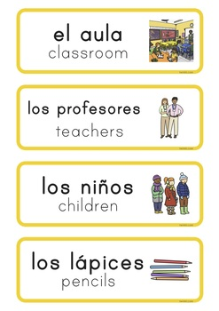 Spanish Immersion Parent Resource Pack