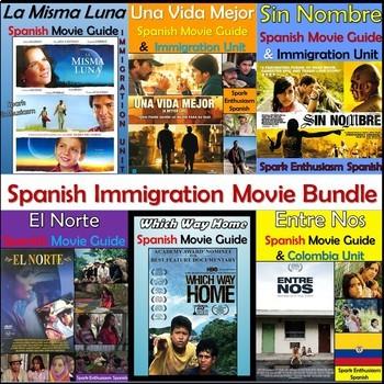 Spanish Immigration Movie Bundle