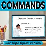 Imperative Informal/affirmative commands Lesson/Practice (
