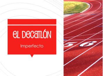 Spanish Imperfect Decathlon