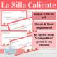 Spanish Imperfect Hot Seat Game: La Sill Caliente con el Imperfecto