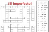 Spanish Imperfect Practice - Crossword