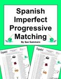 Spanish Imperfect Progressive Matching and Image IDs