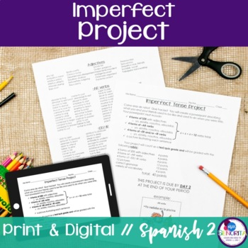 Spanish Imperfect Project