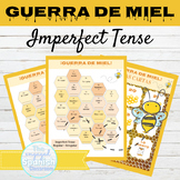 Spanish Imperfect Tense Games GUERRA DE MIEL