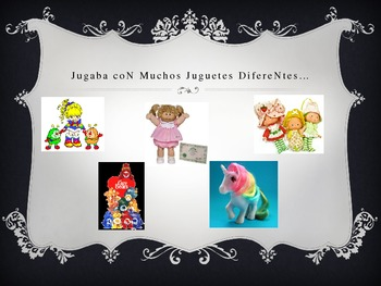 Spanish Imperfect Tense Project Power Point