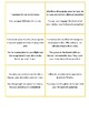 Spanish Improv Situation Cards with Travel Vocabulary