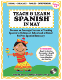 Teach & Learn Spanish™ In May