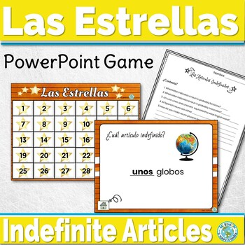 Spanish Indefinite Articles Las Estrellas