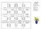 Spanish Indirect Object Pronoun Matching Squares Puzzles/Translation Activities